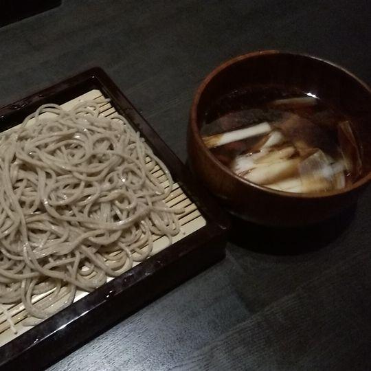 青山 川上庵