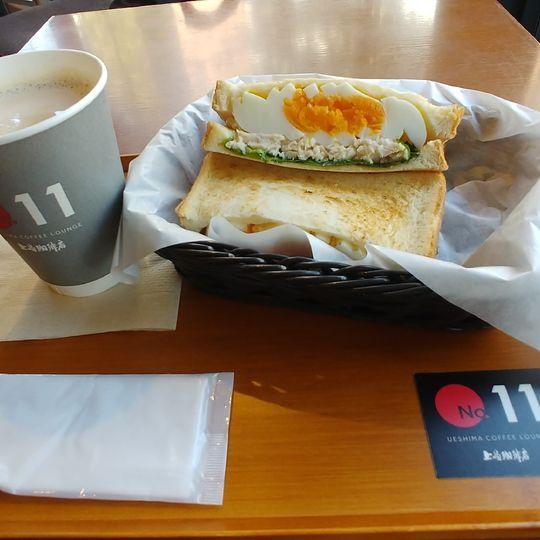 上島珈琲店No.11 御成門店
