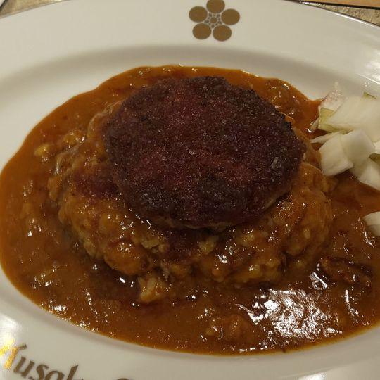 Kusaka Curry Royal 阪急梅田三番街