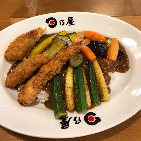 日乃屋カレー 小田原栄町店