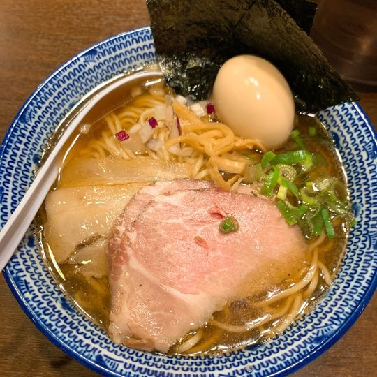 中華そば 麺や飛武