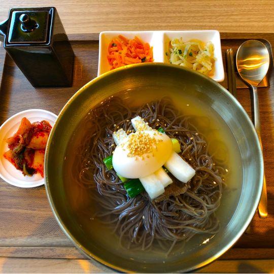 韓国家庭料理 スリョン